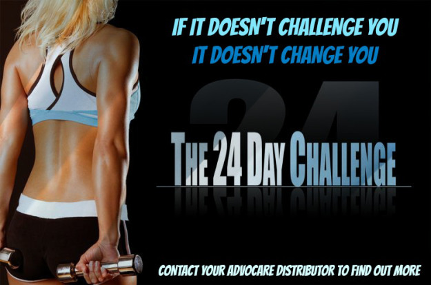 The 24 Day Challenge Weight Loss Program
